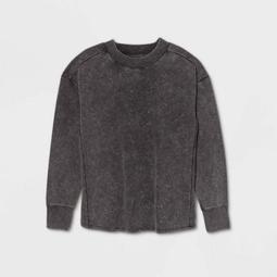 Women's Fleece Crewneck Pullover - All in Motion™