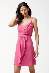 Sundress in Bright Pink