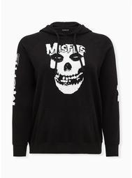 Misfits Black Fleece Hoodie