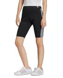 Triple Stripe Bike Shorts