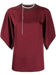 Baila wide-sleeves T-shirt