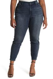 Ami High Waist Ankle Skinny Jeans
