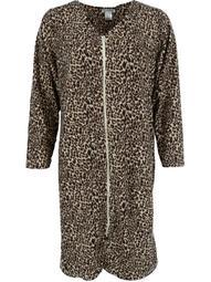 Elegant Emily  Micro Fleece Zip Front Duster Robe (Women's Plus Size)