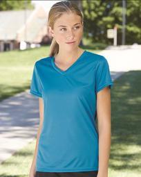 Augusta Sportswear - NIB - Female - Women's V-Neck Wicking T-Shirt