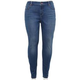 Plus Size Sonoma Goods For Life® Skinny Jeans