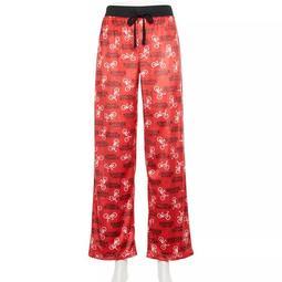 "Women's ""Stranger Things"" Sueded Fleece Pajama Pants"