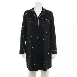 Plus Size Sonoma Goods For Life® Knit Sleepshirt