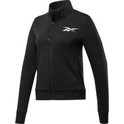 Plus Size Reebok Training Track Jacket