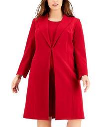 Plus Size Dress Suit