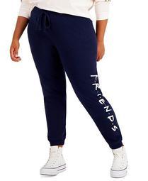 Trendy Plus Size Friends Sweatpants