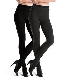 Reversible Mid-Thigh Shaping Tights