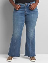 Signature Fit Boot Jean - Medium Wash
