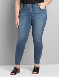 Lane Essentials Venezia Skinny Jean - Medium Wash
