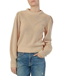 Harlequin Mock Neck Sweater