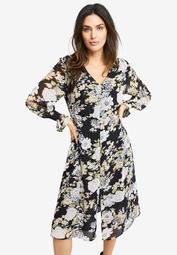 Side-Smock Dress