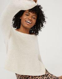 OFFLINE Off The Shoulder Sweater