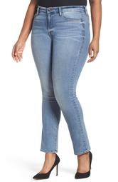 Good Straight High Rise Jeans