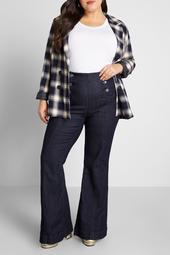 Sailor Away Flare Jeans