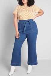 Denim Daydream Wide Leg Jeans