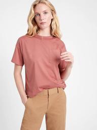 SUPIMA® Boxy T-Shirt