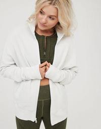 OFFLINE Full Zip Oversized Sweatshirt