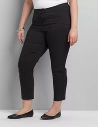 Lane Essentials Madison Ankle Pant - Micro Check