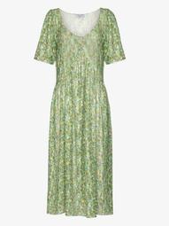Princess Mariposa floral-lace dress