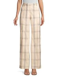 Winthrop Plaid Trousers