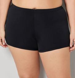 Swim Bike Short With Thigh Concealer