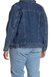 Blue Charm Trucker Jacket