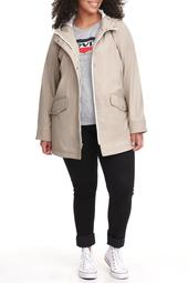Hooded Lightweight Rain Jacket