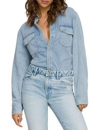 Easy Denim Shirt