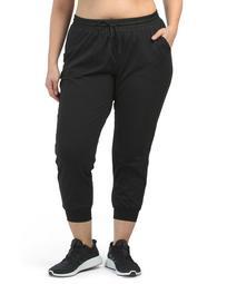 Plus Soft Jogger Pants