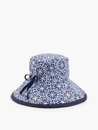 Packable Mosaic Hat