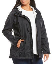 Plus Size Venture Hooded Jacket