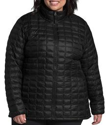 Plus Size ThermoBall™ Eco Packable Puffer Coat