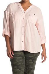 Rosa Patch Pocket Shirt