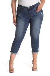 Ab Technology Ankle Skimmer Jeans