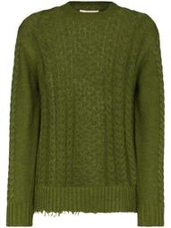 Nuage cable knit jumper