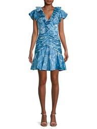 Dante Ruffle Dress