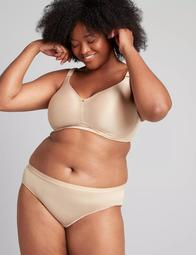 Invisible Backsmoother Lightly Lined No-Wire Bra