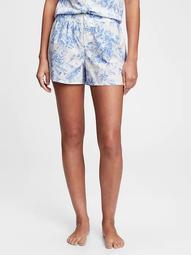 Adult Poplin Shorts