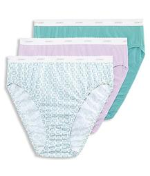 Plus Size Classic French Cut Brief 3-Pack