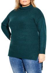 Simply Mod Bouclé Sweater
