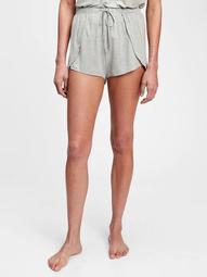 Adult Truesleep Tulip PJ Shorts in TENCEL™ Modal
