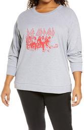 Band Graphic Sweatshirt