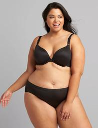 Invisible Backsmoother Boost Plunge Bra
