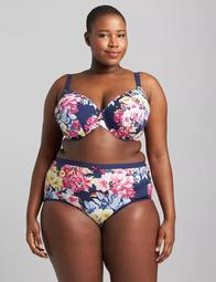 Totally Smooth Lightly Lined Full Coverage Bra