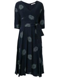 Mandacaru Greta embroidered midi dress