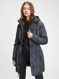 GapFit Recycled Padded Parka